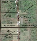 Jerdon Listing S3993 147 Acres in 8 Tracts, Ball Road, Decatur, MI